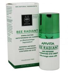 Apivita Bee Radiant Contorno Ojos 15 ml