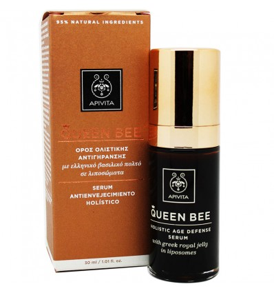 Apivita Queen Bee Serum Antienvejecimiento 30 ml