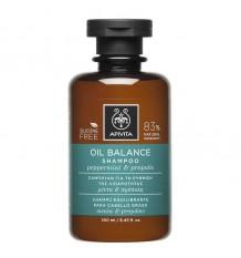 Apivita Shampoo Balancing Oily Hair 250 ml