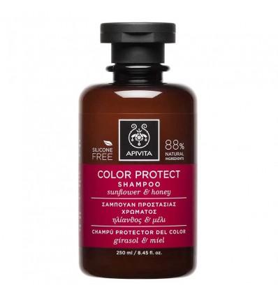 Apivita Champu Protector Color 250 ml