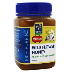 Manuka Health Honig aus Wildblumen 500 g