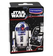 Hansaplast Tiras Star Wars 16 unidades