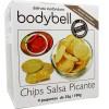 Bodybell Frites Sauce chaude 4 Enveloppes 100 g