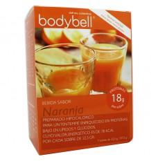 Bodybell Bebida Naranja 7 Sobres