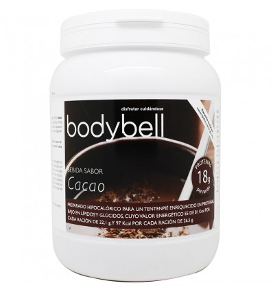 Bodybell Bote Bebida Cacao 450 g