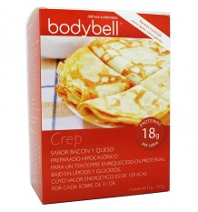 Bodybell Crep Bacon fromage 7 Enveloppes