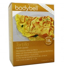 Omelette au Fromage Bodybell 7 Sachets