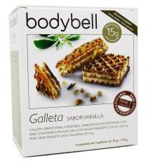 Bodybell Cookies Vanilla Low Sugar 10 units