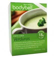Bodybell Cream Vegetables 7 Envelopes