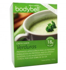 Bodybell Crème De Légumes 7 Enveloppes