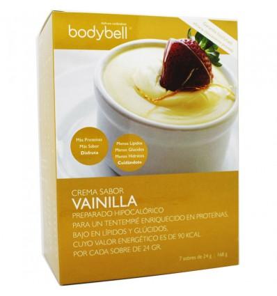 Bodybell Crema Vainilla 7 Sobres