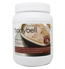 Bodybell Bottle Cappuccino Drink 450 g