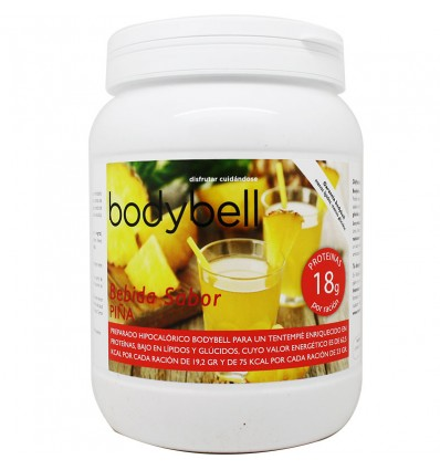 Bodybell Pote Bebida Abacaxi 450 g