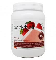 Bodybell Erdbeerglas 450 g