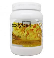Bodybell Pot Tortilla Cheese 450 g