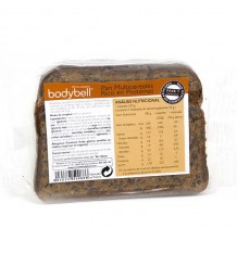 Bodybell Bread Multigrain 250 g