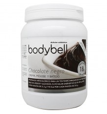 Bodybell Bote Chocolate Negro 450 g