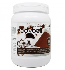 Bodybell Pot de 450 g de Chocolat