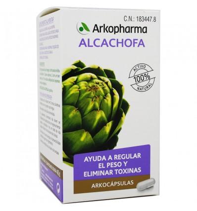 Arkocapsulas Alcachofa 200 capsulas