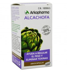 Arkocapsulas Alcachofa 50 Capsulas