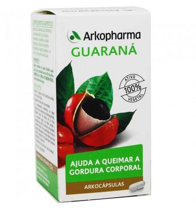 Arkocapsulas Guarana 48 Capsulas