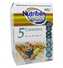 Nutriben Inova 5 Cereais 600 g