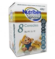 Nutriben Inova 8 Cereais 600 g