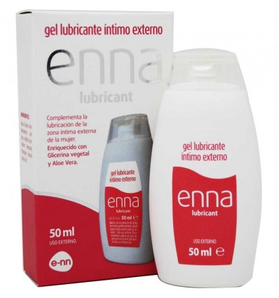 Enna Lubricante Gel 50 ml