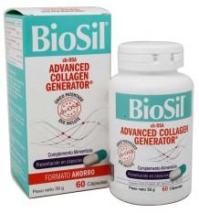 Biosil Vitamina C 60 Capsulas