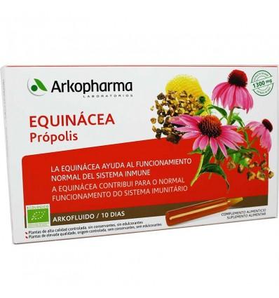 Arkofluido Echinacea Propolis 10 Ampollas