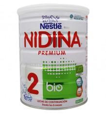 Nidina Premium 2 Bio 800 g
