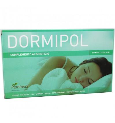 Plantapol Dormipol 20 Ampoules