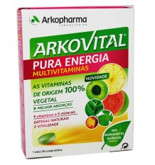 Arkovital Pure Energy 30 Tabletten