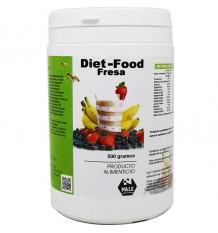 Diet Food Shake de Morango 500 g Nale