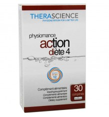 Physiomance Action Diete 4 30 Comprimidos