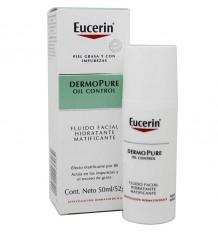 Eucerin Dermopure Fluide Visage 50 ml