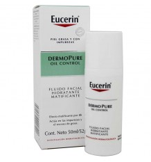 Eucerin Dermopure Gesichts-Fluid 50 ml