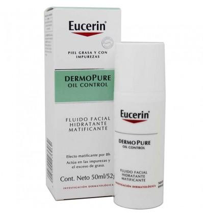 Eucerin Dermopure Fluido Facial 50 ml