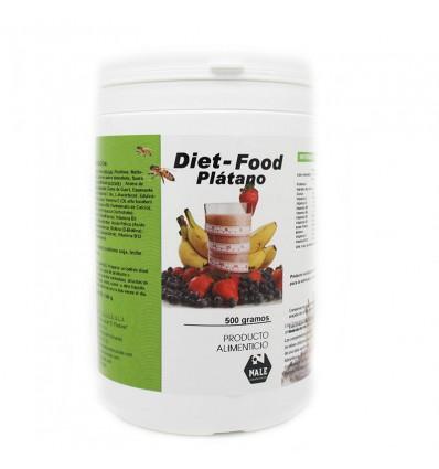 Diet Food Batido Platano 500 g Nale