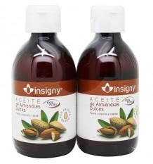Insigny Almond Oil Duplo 500 ml