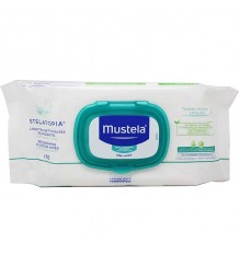 Mustela Stelatopia Wipes 50 units