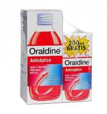 Oraldine Pack Ahorro 600 ml