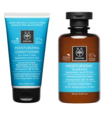 Apivita Pack Shampooing Hydratant Revitalisant