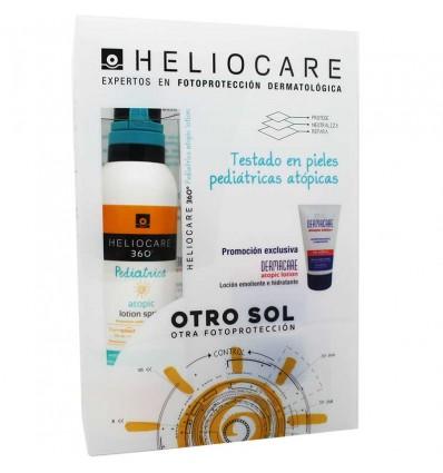 Heliocare 360 Pediatrics Lotion Spray 200 ml Promocion