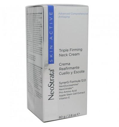 Neostrata Crema Reafirmante Cuello y Escote 80 g