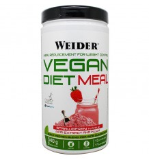 Weider Vegan Diet Meal Fresa 540g