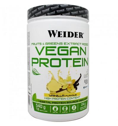 Weider Vegan Protein Meal Vainilla 540g