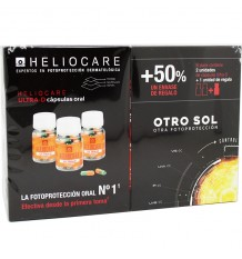 Heliocare Ultra-D, 90 Caps Triple Line Promotion