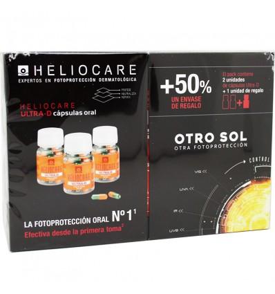 Heliocare Ultra D 90 Capsulas Triplo Promocion