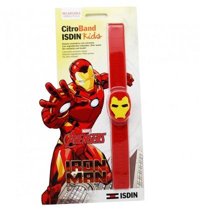 Citroband Kinder-Ironman-Armband